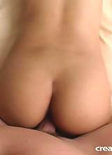 Thai babe Mimi enjoys nice anal action