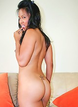 3/4 Filipina and 1/4 Chinese Tasha lists her favorite 2 hobbies as \