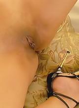 Krystal Kali dropping panties